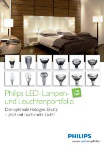 Phillips LED-Leuchtmittel