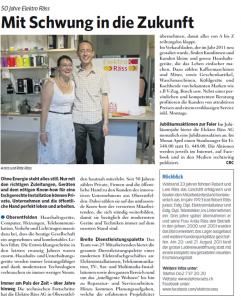 Medienmitteilung Landanzeiger 11.4.2013